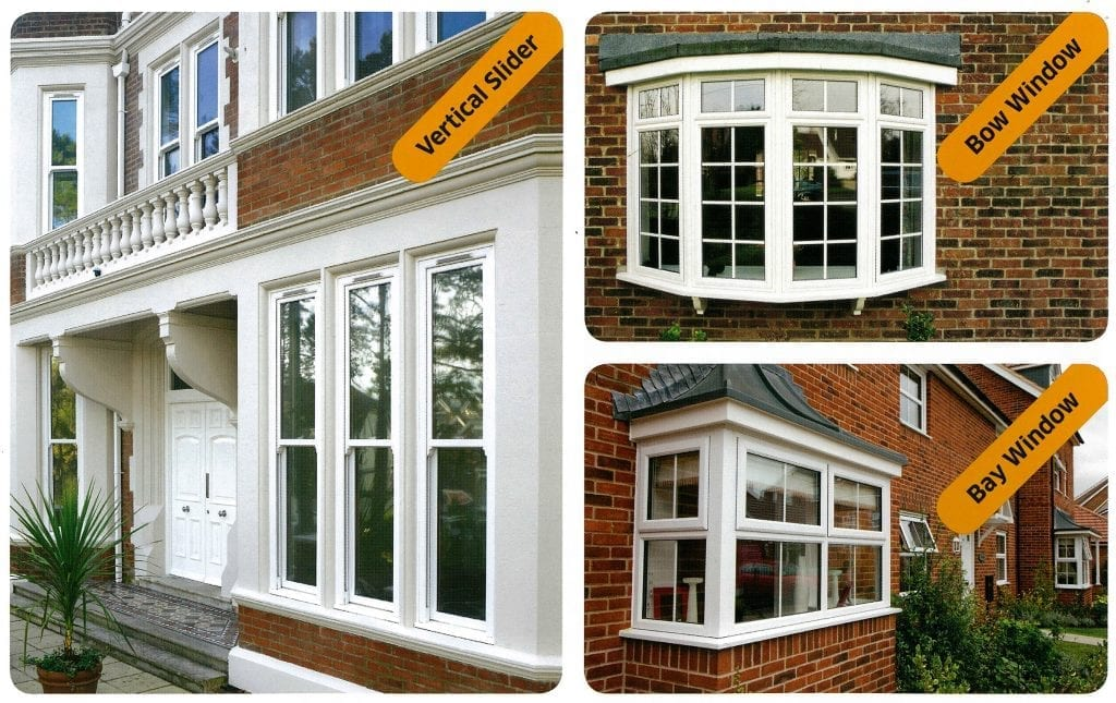 Giraffe doors and windows in Pontefract provide Vertical Slider Windows, Bow Windows and Bay Windows Replacement Modern double glazing Replacement Modern double glazing