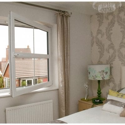 Giraffe doors and windows in Pontefract sell tilt and turn windows in white Replacement Modern double glazing