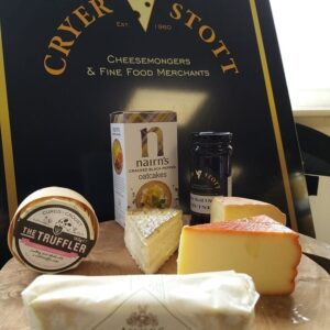 British Cheese Box